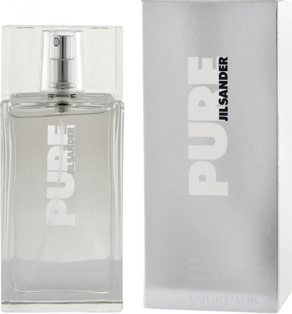 Jil Sander Pure, Toaletní voda, 50ml, Dámska vôňa, + AKCE: dárek zdarma