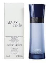 Giorgio Armani Code Colonia, Toaletní voda - Tester, 75ml, Pánska vôňa, + AKCE: dárek zdarma