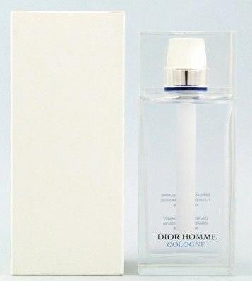 Christian Dior Homme Cologne, Toaletní voda - Tester, 125ml, Pánska vôňa, + AKCE: dárek zdarma