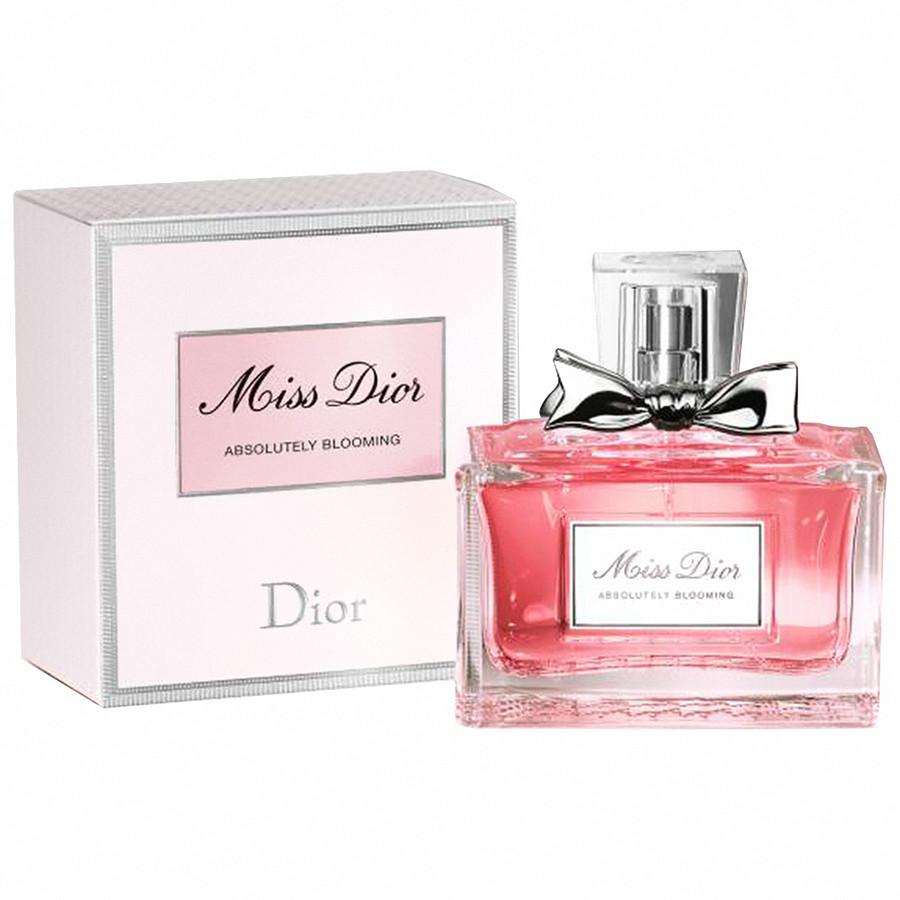 Christian Dior Miss Dior Absolutely Blooming, Parfémovaná voda, 100ml, Dámska vôňa, + AKCE: dárek zdarma