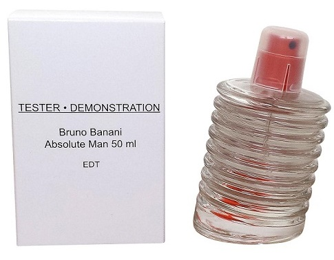 Bruno Banani Absolute for Man, Toaletní voda - Tester, 50ml, Pánska vôňa, + AKCE: dárek zdarma