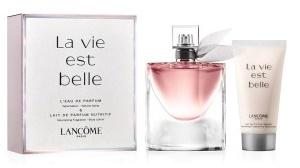 Lancome La Vie Est Belle, Dárková sada, parfémovaná voda 50ml + tělové mléko 50ml, Dámska vôňa, + AKCE: dárek zdarma