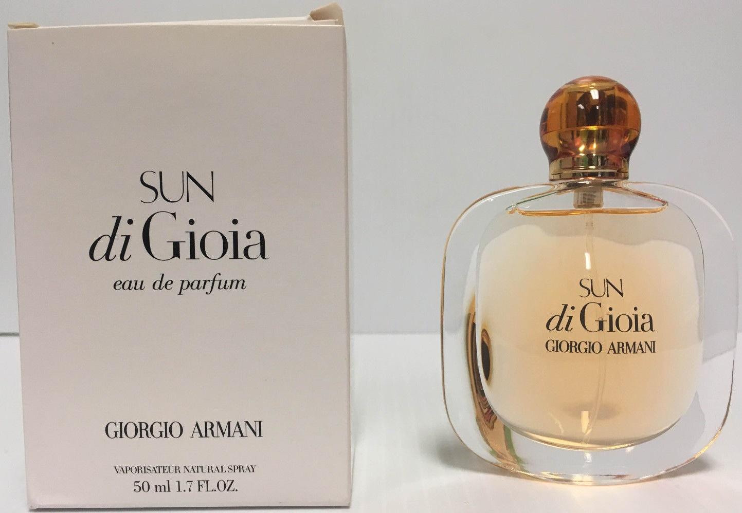Giorgio Armani Sun di Gioia, Parfémovaná voda - Tester, 50ml, Dámska vôňa, + AKCE: dárek zdarma
