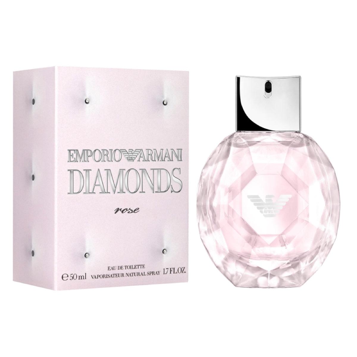 Giorgio Armani Diamonds Rose, Toaletní voda, 50ml, Dámska vôňa, + AKCE: dárek zdarma