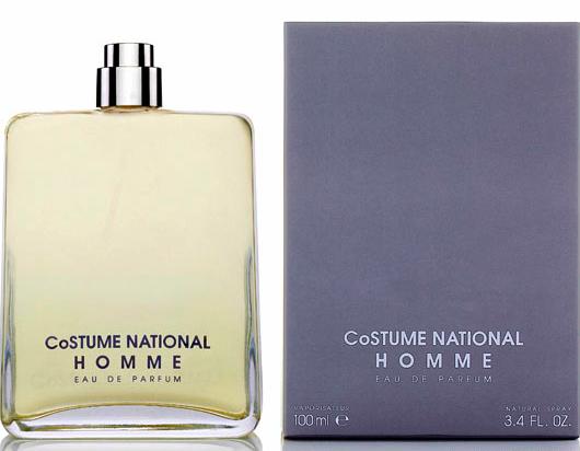 Costume National Homme, Parfémovaná voda, 100ml, Pánska vôňa, + AKCE: dárek zdarma