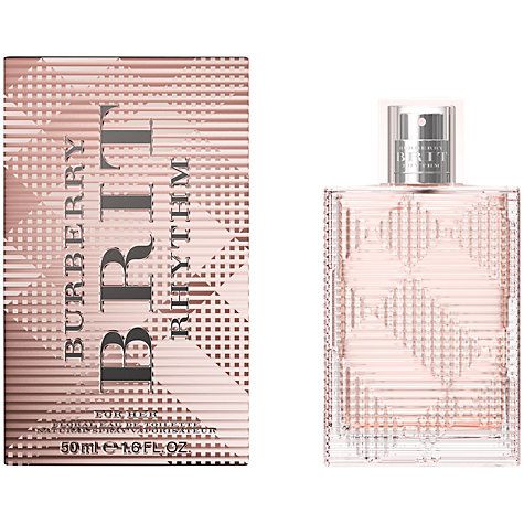 Burberry Brit Rhythm Floral, Toaletní voda, 50ml, Dámska vôňa