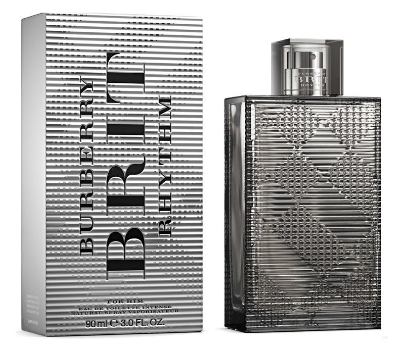 Burberry Brit Rhythm Intense, Toaletní voda, 90ml, Pánska vôňa, + AKCE: dárek zdarma