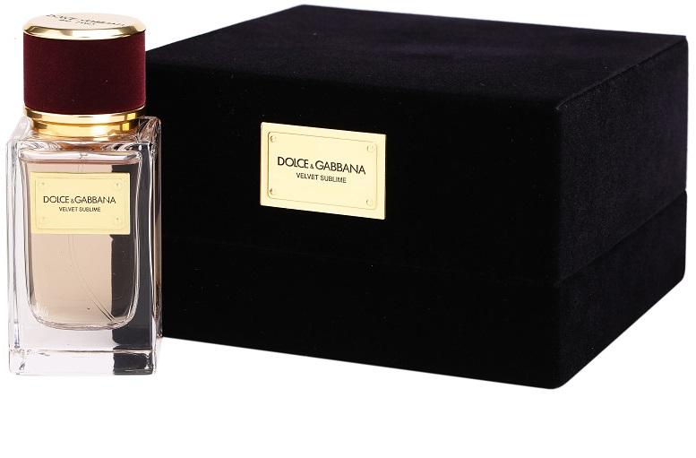 Dolce & Gabbana Velvet Sublime, Parfémovaná voda, 150ml, Unisex vôňa, + AKCE: dárek zdarma