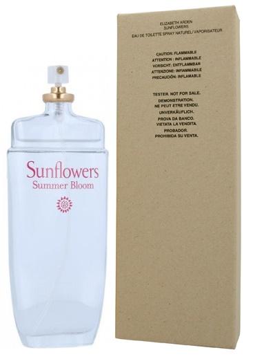 Elizabeth Arden Sunflowers Summer Bloom, Toaletní voda - Tester, 100ml, Dámska vôňa, + AKCE: dárek zdarma
