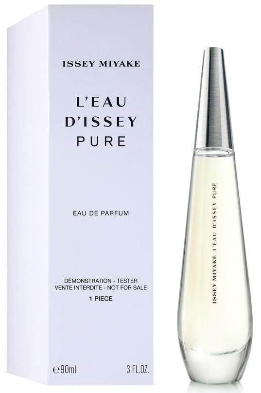 Issey Miyake L´Eau D´Issey Pure, Parfémovaná voda - Tester, 90ml, Dámska vôňa, + AKCE: dárek zdarma