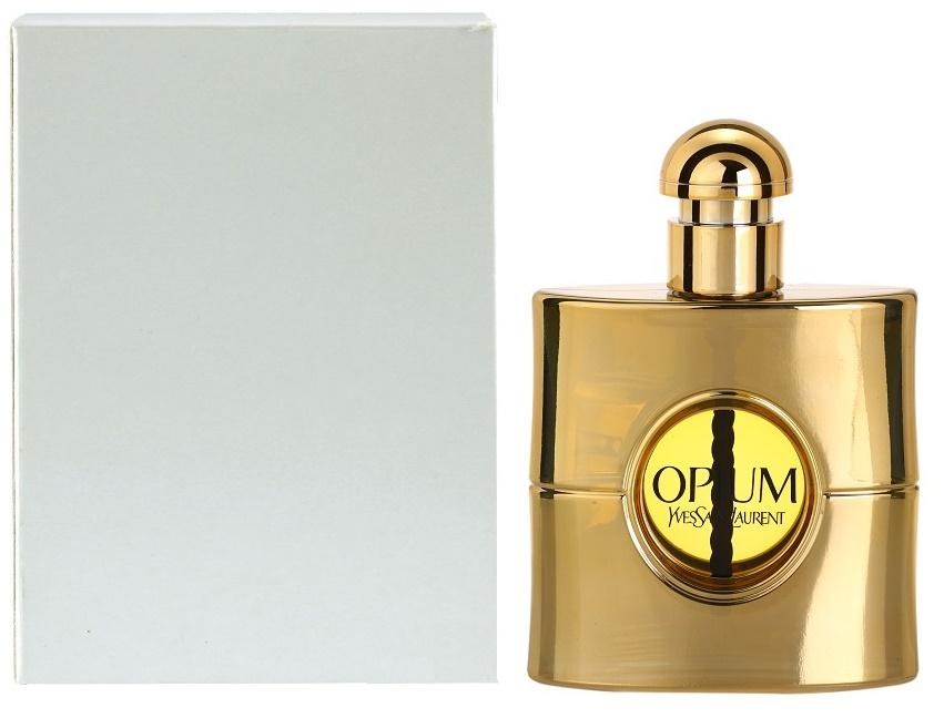 Yves Saint Laurent Opium Collector Edition, Parfémovaná voda - Tester, 50ml, Dámska vôňa, + AKCE: dárek zdarma