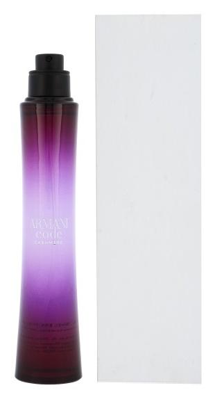 Giorgio Armani Code Cashmere, Parfémovaná voda - Tester, 75ml, Dámska vôňa, + AKCE: dárek zdarma