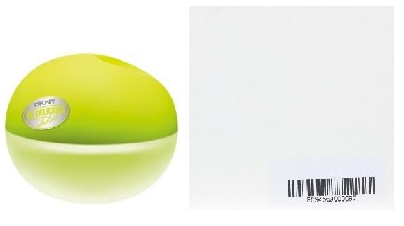 DKNY Be Delicious Electric Bright Crush, Toaletní voda - Tester, 50ml, Dámska vôňa, + AKCE: dárek zdarma