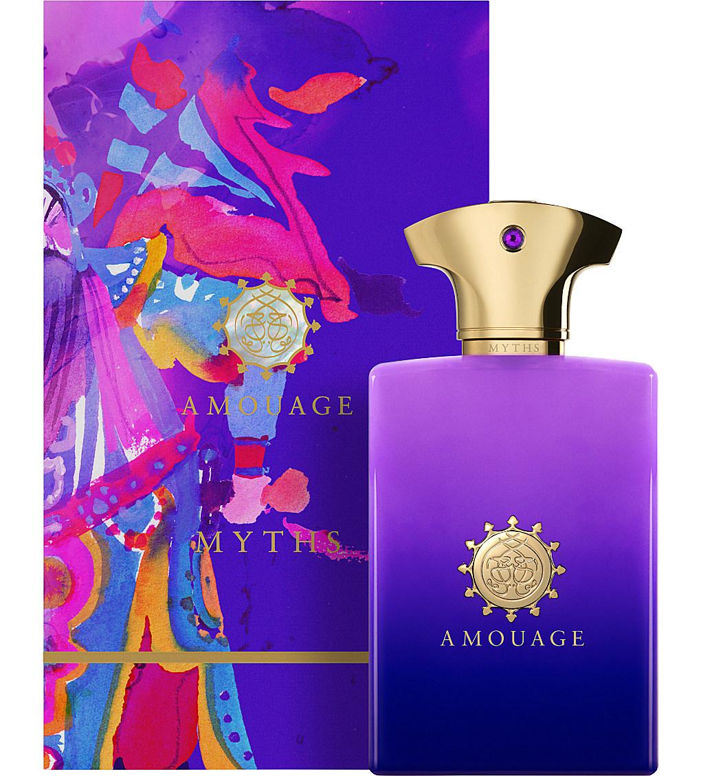 Amouage Myths Man, Parfémovaná voda, 100ml, Pánska vôňa, + AKCE: dárek zdarma