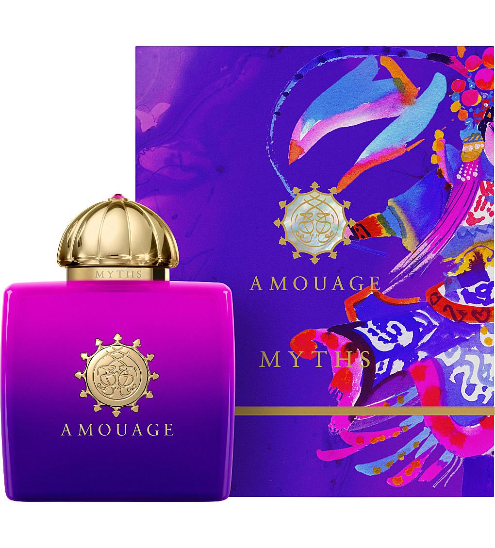 Amouage Myths , Parfémovaná voda, 100ml, Dámska vôňa, + AKCE: dárek zdarma