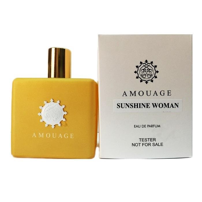 Amouage Sunshine, Parfémovaná voda - Tester, 100ml, Dámska vôňa, + AKCE: dárek zdarma