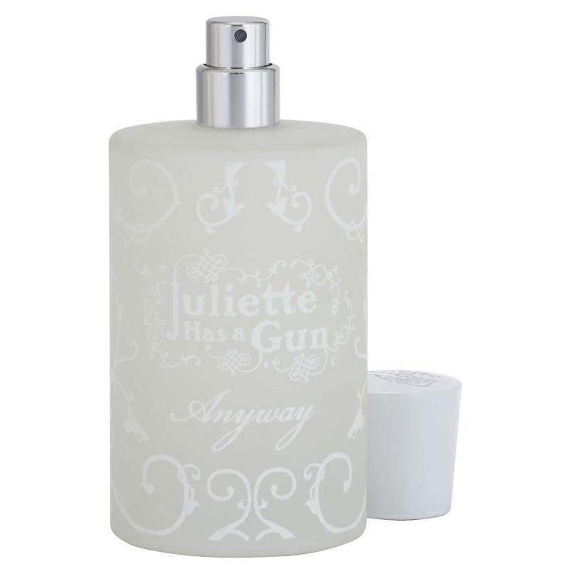 Juliette Has a Gun Anyway, Parfémovaná voda - Tester, 100ml, Dámska vôňa, + AKCE: dárek zdarma