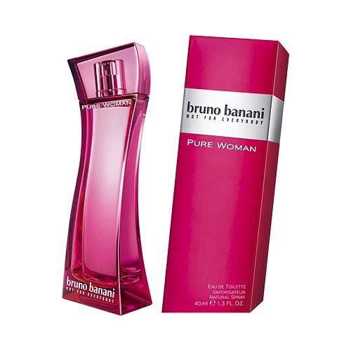 Bruno Banani Pure Woman, Toaletní voda, 40ml, Dámska vôňa, + AKCE: dárek zdarma