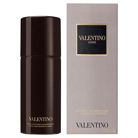 Valentino Valentino Uomo, Deodorant, 150ml, Pánska vôňa, + AKCE: dárek zdarma