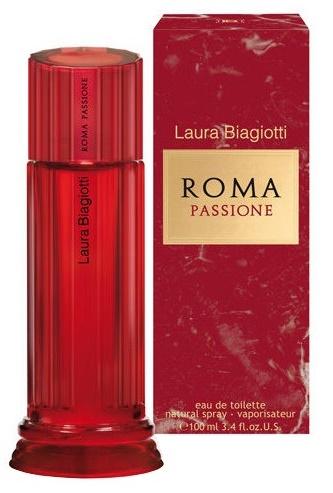 Laura Biagiotti Roma Passione, Toaletní voda, 100ml, Dámska vôňa, + AKCE: dárek zdarma