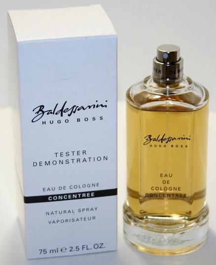 Hugo Boss Baldessarini Concentree, Kolínská voda - Tester, 75ml, Pánska vôňa, + AKCE: dárek zdarma