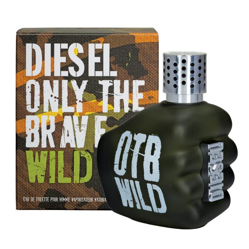 Diesel Only The Brave Wild, Toaletní voda, 75ml, Pánska vôňa, + AKCE: dárek zdarma