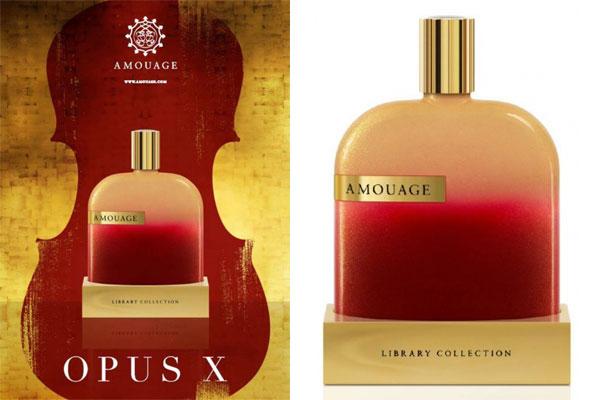 Amouage Opus X, Parfémovaná voda, 100ml, Unisex vôňa, + AKCE: dárek zdarma