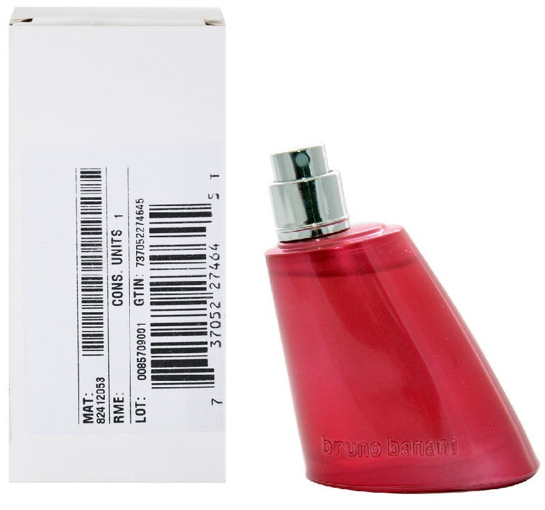 Bruno Banani No Limits Woman, Toaletní voda - Tester, 40ml, Dámska vôňa, + AKCE: dárek zdarma