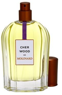 Molinard Cher Wood, Parfémovaná voda - Tester, 90ml, Unisex vôňa, + AKCE: dárek zdarma