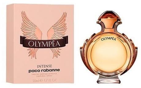 Paco Rabanne Olympea Intense, Parfémovaná voda, 50ml, Dámska vôňa, + AKCE: dárek zdarma
