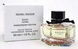 Gucci Flora by Gucci Anniversary Edition, Toaletní voda - Tester, 50ml, Dámska vôňa, + AKCE: dárek zdarma
