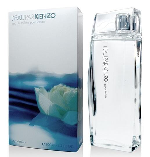 Kenzo L´eau par Kenzo, Toaletní voda, 100ml, Dámska vůně, + AKCE: dárek zdarma