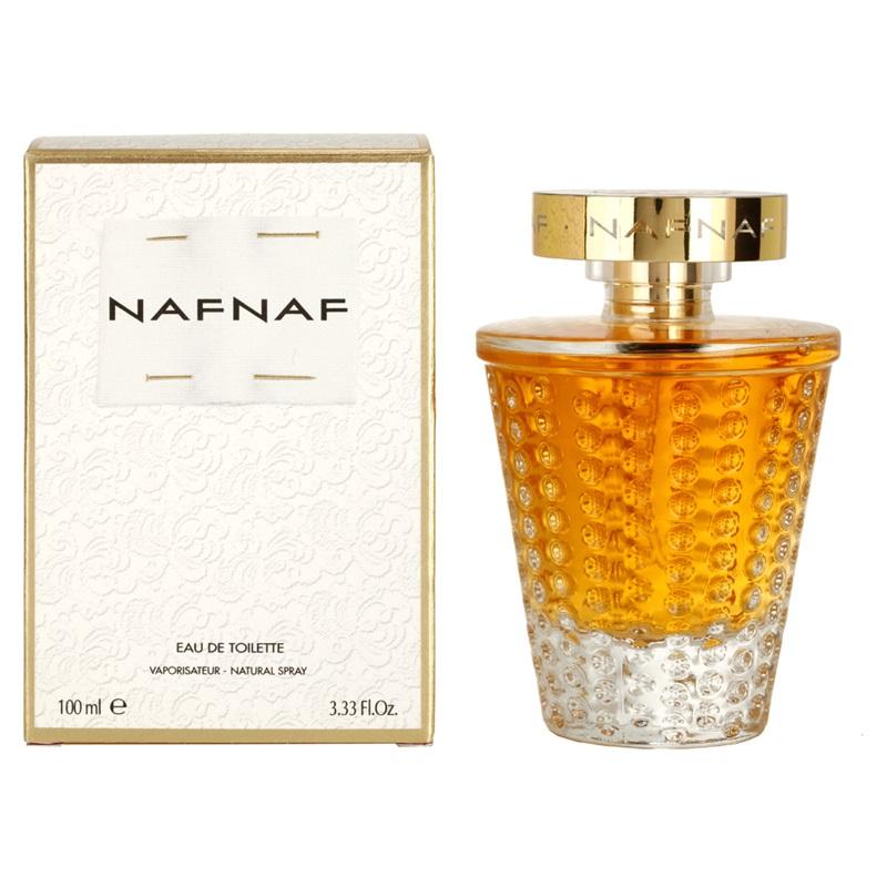 Naf Naf NafNaf, Toaletní voda, 100ml, Dámska vôňa, + AKCE: dárek zdarma