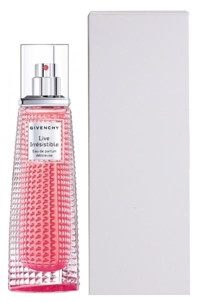 Givenchy Live Irrésistible Délicieuse, Parfémovaná voda - Tester, 75ml, Dámska vôňa, + AKCE: dárek zdarma