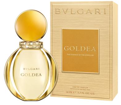 Bvlgari Goldea, Parfémovaná voda, 50ml, Dámska vôňa, + AKCE: dárek zdarma