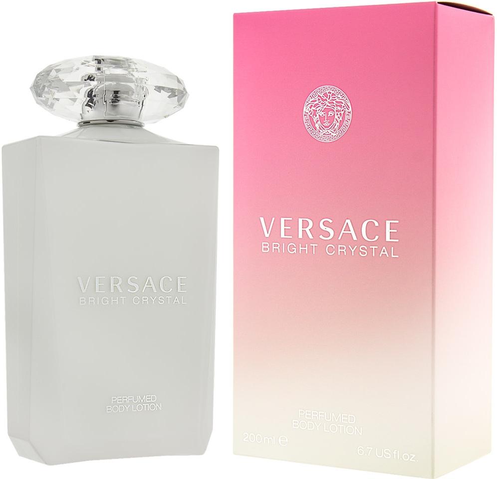 Versace Bright Crystal, Tělové mléko, 200ml, Dámska vôňa, + AKCE: dárek zdarma