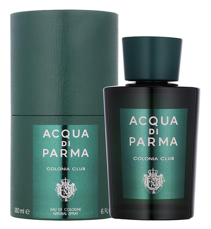 Acqua di Parma Colonia Club, Kolínská voda, 180ml, Pánska vôňa, + AKCE: dárek zdarma