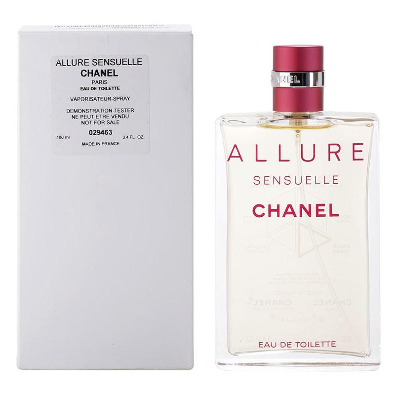 Chanel Allure Sensuelle, Toaletní voda - Tester, 100ml, Dámska vôňa, + AKCE: dárek zdarma