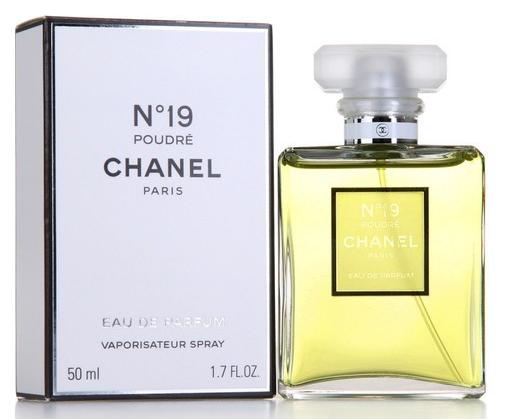 Chanel No.19 Poudre, Parfémovaná voda, 50ml, Dámska vôňa, + AKCE: dárek zdarma