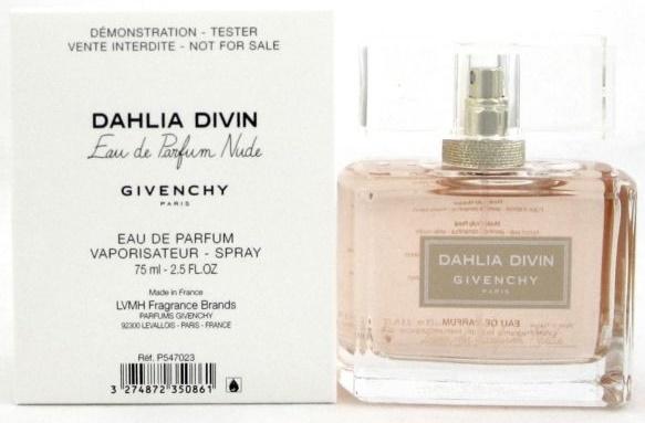 Givenchy Dahlia Divin Eau de Parfum Nude, Parfémovaná voda - Tester, 75ml, Dámska vôňa, + AKCE: dárek zdarma
