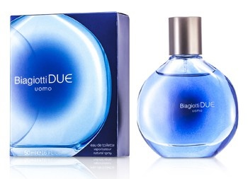 Laura Biagiotti Due Uomo, Toaletní voda, 50ml, Pánska vôňa, + AKCE: dárek zdarma
