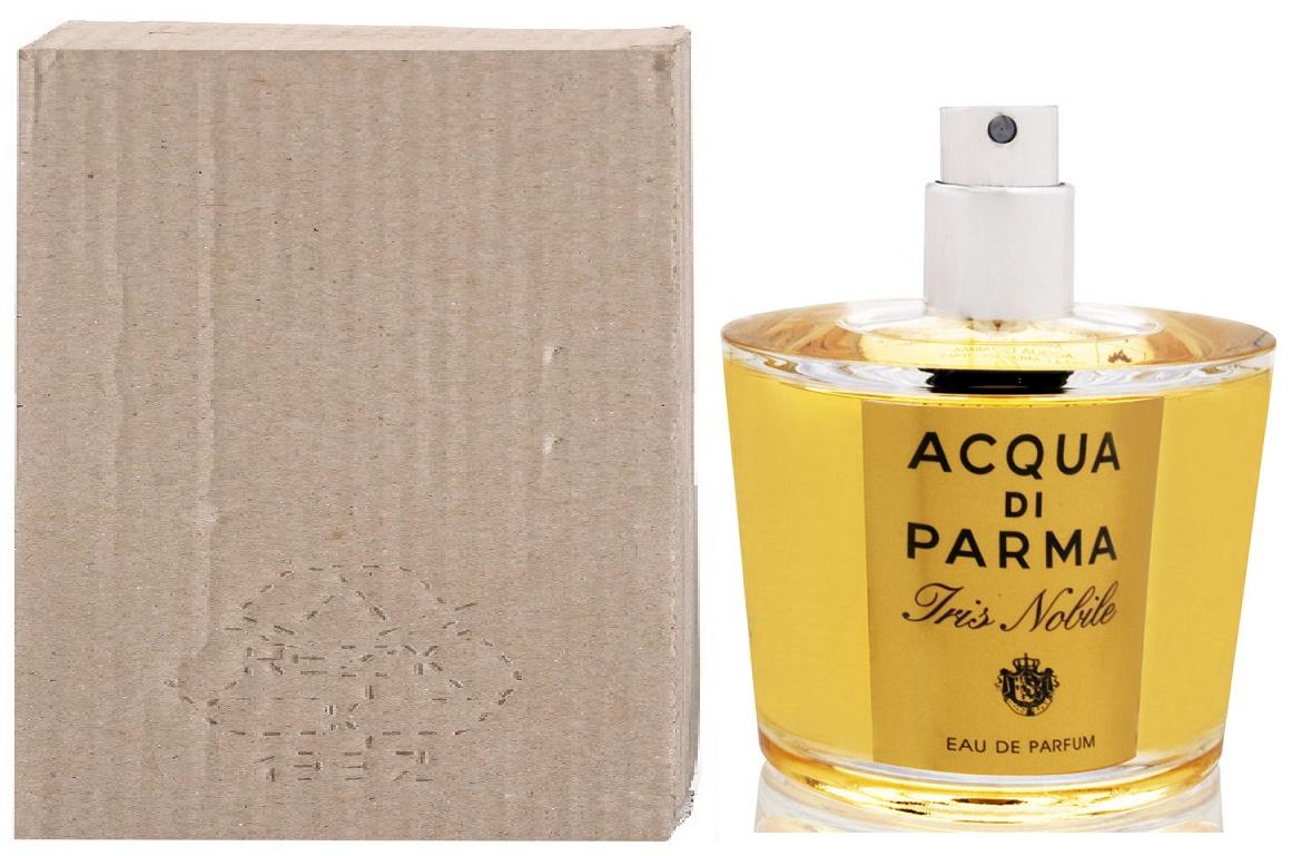 Acqua di Parma Iris Nobile, Parfémovaná voda - Tester, 100ml, Dámska vôňa, + AKCE: dárek zdarma