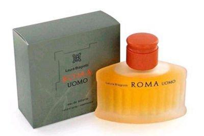 Laura Biagiotti Roma Uomo, Toaletní voda, 75ml, Pánska vôňa, + AKCE: dárek zdarma