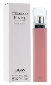Hugo Boss Ma Vie pour Femme Florale, Parfémovaná voda - Tester, 75ml, Dámska vôňa, + AKCE: dárek zdarma