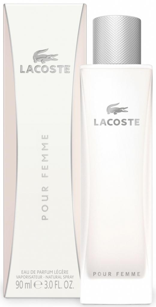 Lacoste pour Femme Légére, Parfémovaná voda, 90ml, Dámska vôňa, + AKCE: dárek zdarma