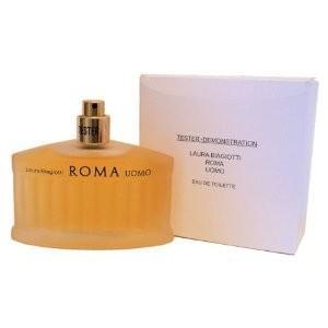 Laura Biagiotti Roma Uomo, Toaletní voda - Tester, 125ml, Pánska vôňa, + AKCE: dárek zdarma