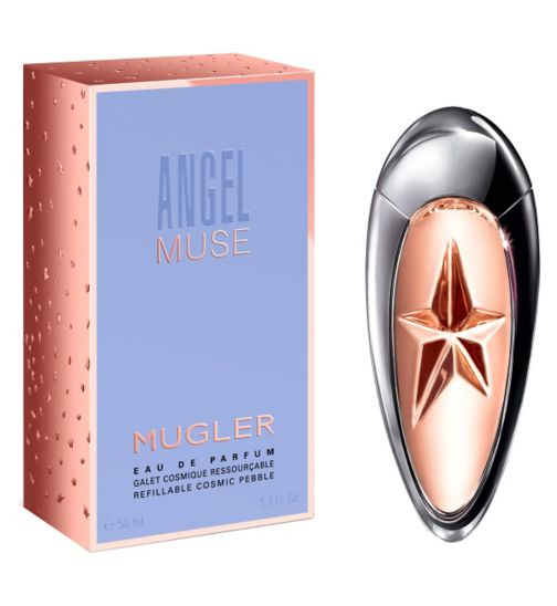 Thierry Mugler Angel Muse - plnitelný, Parfémovaná voda, 50ml, Dámska vôňa