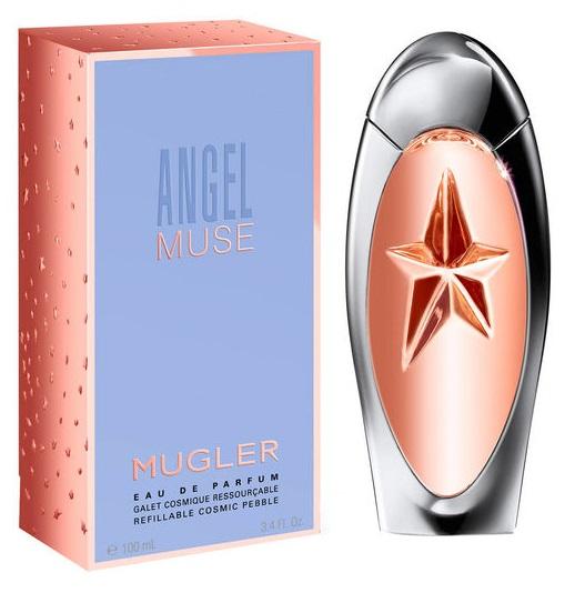 Thierry Mugler Angel Muse, Parfémovaná voda, 100ml, Dámska vôňa, + AKCE: dárek zdarma