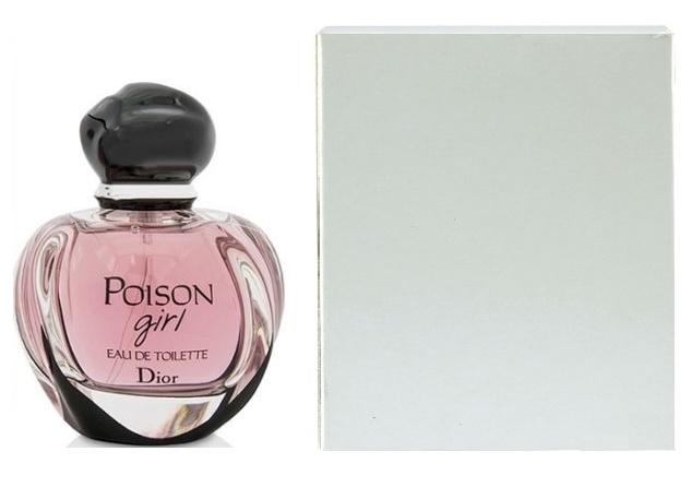 Christian Dior Poison Girl, Toaletní voda - Tester, 100ml, Dámska vôňa, + AKCE: dárek zdarma