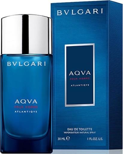 Bvlgari Aqva Atlantiqve, Toaletní voda, 30ml, Pánska vôňa, + AKCE: dárek zdarma
